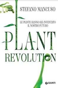 """Copertina del libro di Stefano Mancuso """"Plant Revolution"""""""