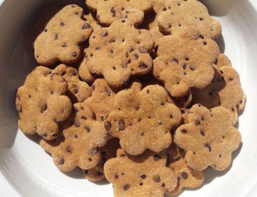 Biscotti all'okara di mandorle Quando gli scarti sono risorse preziose