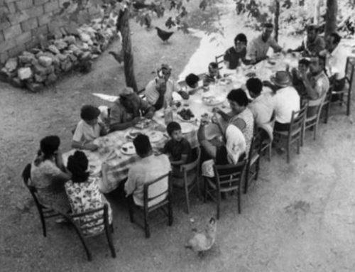 Trebbiatura: la tavola dei macchinisti e gli scioperi per i diritti dei lavoratori