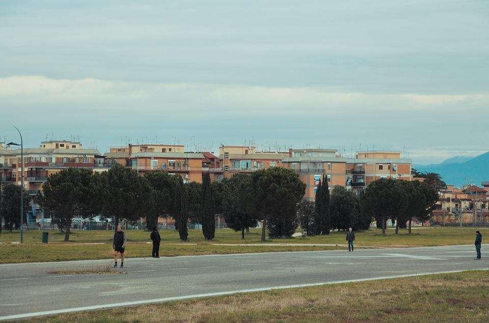 lo storico aeroporto di Centocelle