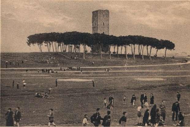 Foto d'epoca Parco di Centocelle