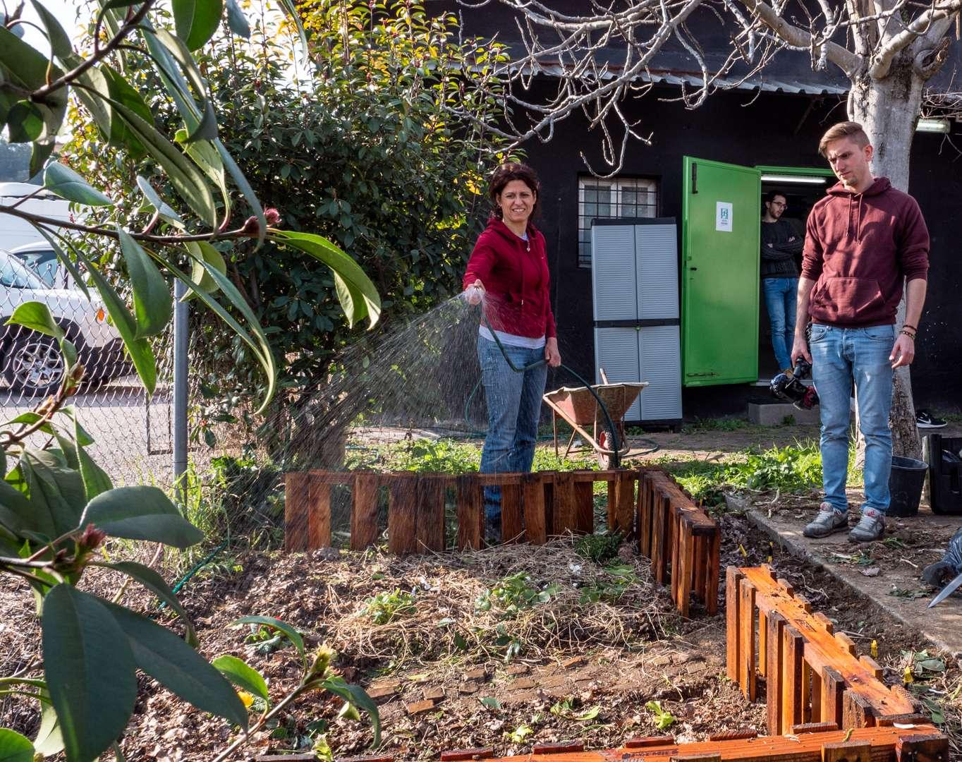 Come fare un orto urbano seguendo i principi della for Ufficio decoro urbano roma