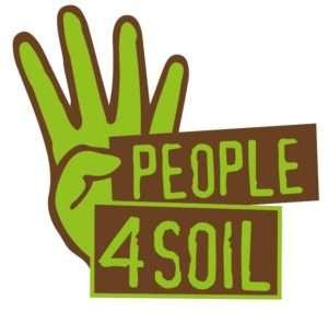Il logo della petizione per chiedere una legislazione europea a tutela del suolo