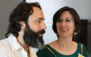 Festa Decrescita Felice Lucia Cuffaro Thomas Torelli
