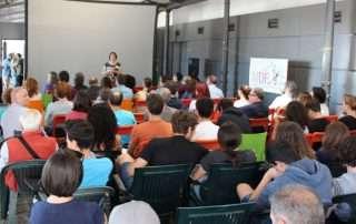 Lucia Cuffaro, Presidente Movimento Decrescita Felice