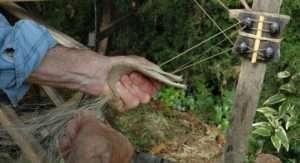 Le mani del funaio