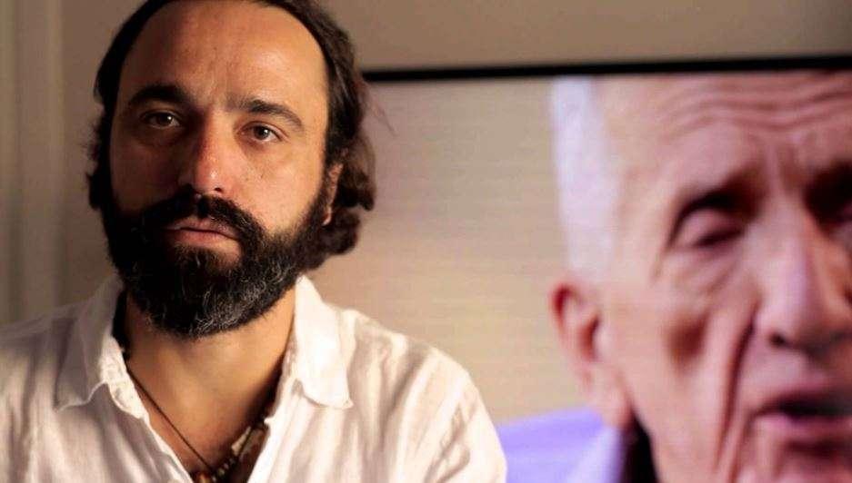 Il regista Thomas Torelli