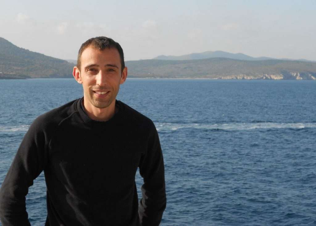 Andrea Pisano, ricercatore CNR