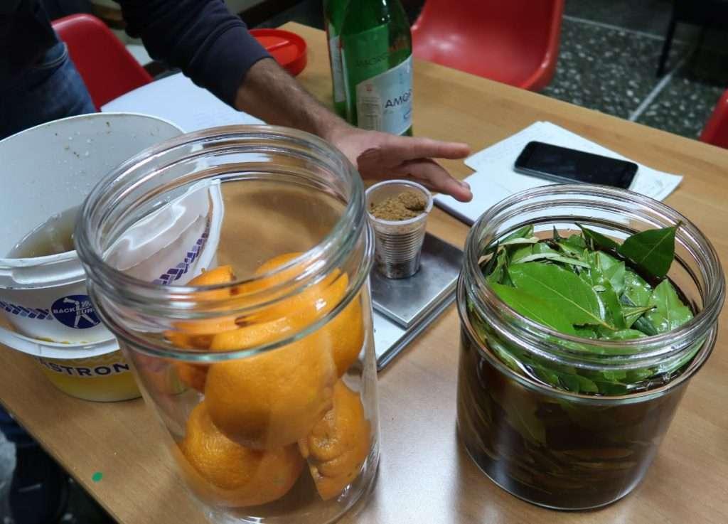 I fervida si possono preparare partendo da qualsiasi vegetale: frutta, verdura, erbe, semi e foglie