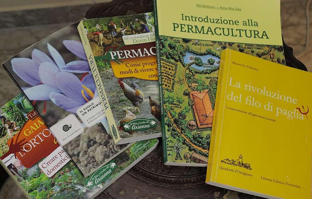 Cinque libri sulla permacultura