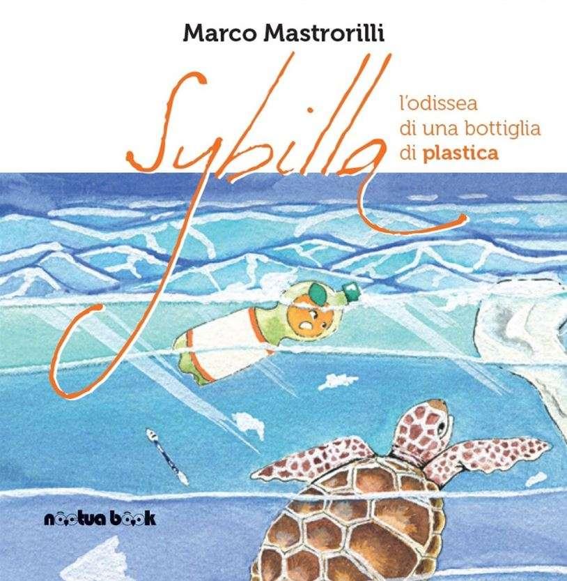 La copertina del libro di Marco Mastronilli
