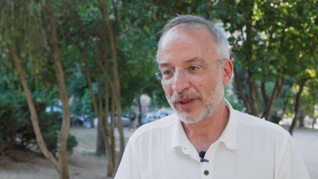 Stefano Mancuso, neurobiologo e scrittore